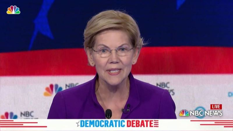 Fauxcahontas Claims Her White Privilege Protected Her From The Police
