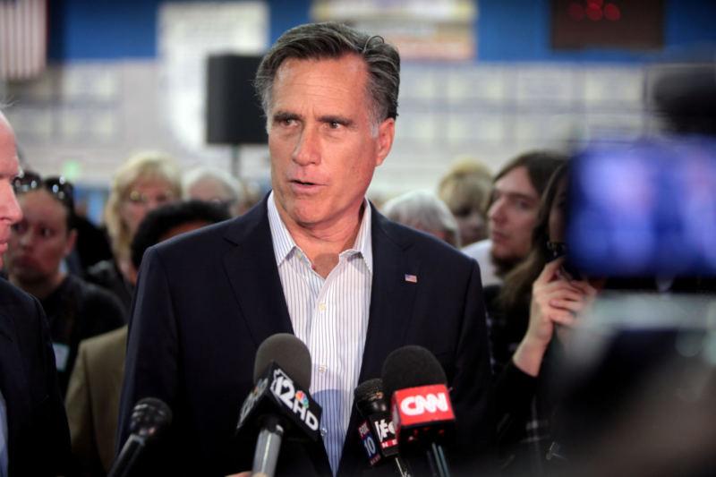 Romney Shows Us Where His Allegiance Lies