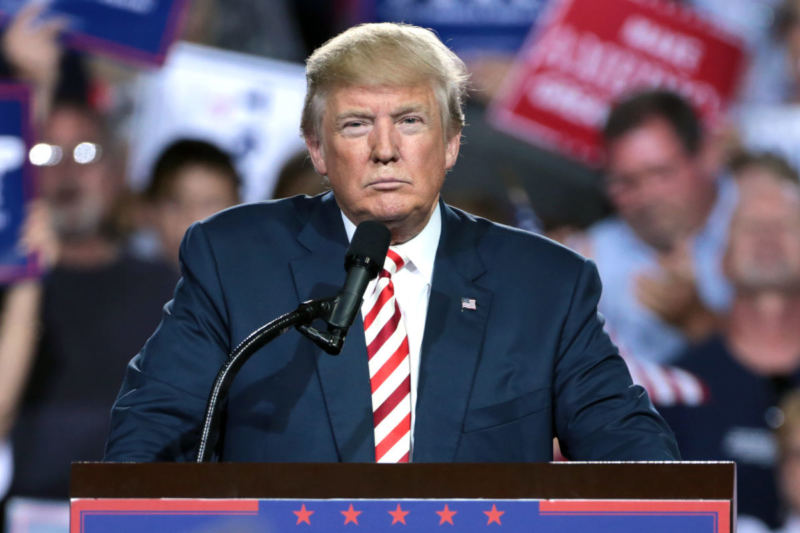 Trump Considers Serious Measures To Combat Corona Virus