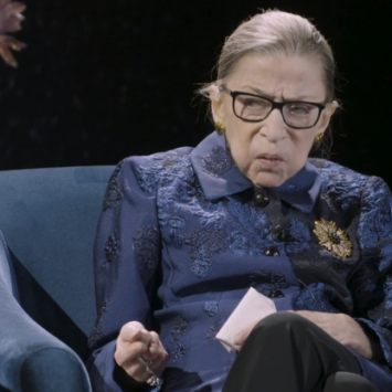 Supreme Court Justice Ginsberg Makes The Most Ridiculous Impeachment Suggestion Yet [Video]