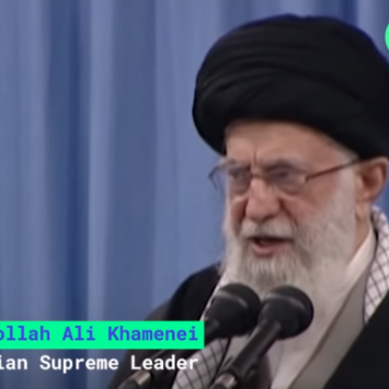 Iran's Supreme Leader Bashes European Countries In Angry Twitter Rant