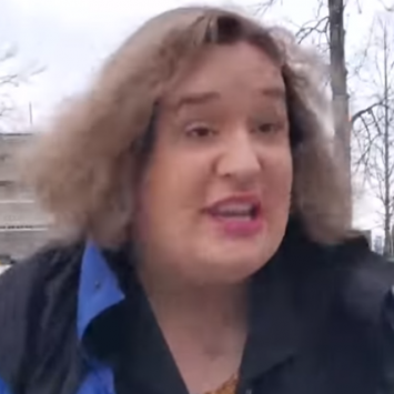 Trans Activist Yaniv Gets Violent Attacking Reporter Outside Of Courthouse [Video]