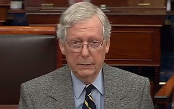 McConnell Calls Out Biden's Infrastructure Bill: