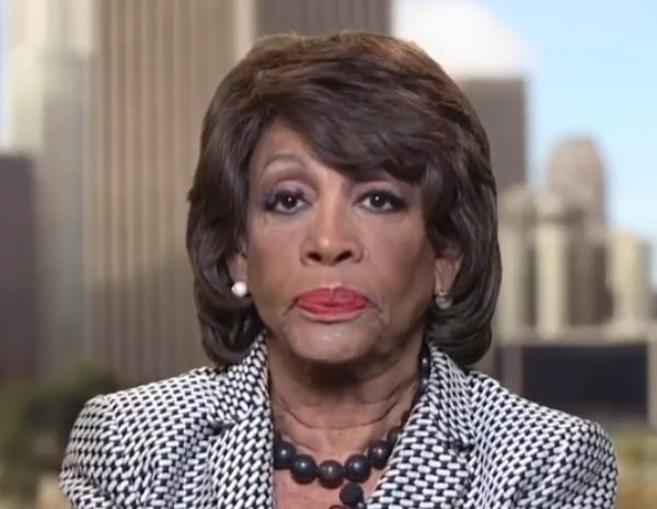 Turley Explains How Mad Maxine Just Shot Herself In The Foot