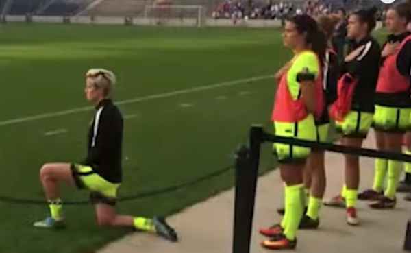 Political Soccer Player Rapinoe Claims New Olympic Rules Will Not Stop Her From Protesting