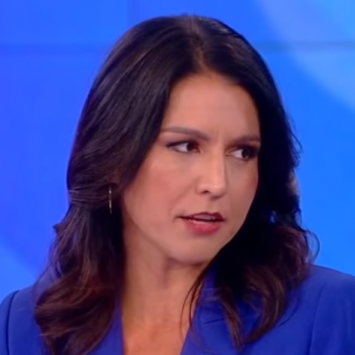 Tulsi Gabbard Demands Hillary Pay For All The Damage She Caused