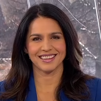 Gabbard Goes On The Warpath Calling Out Lib B.S. Left & Right