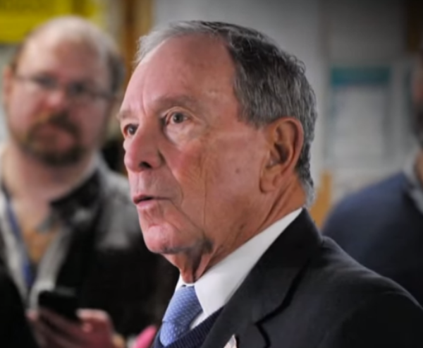 You Won't Believe How Much Bloomberg Spent Trying To Become President