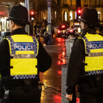 British PC Police Will Make You Thankful To Live In The USA.