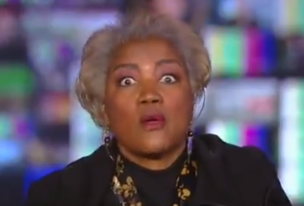 Watch: Clinton Stooge Brazile Loses It On RNC Chairwoman