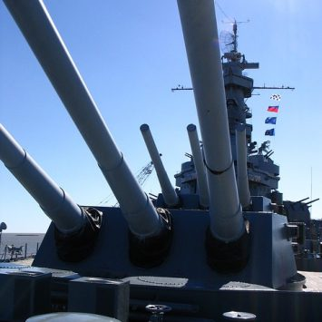 Conflict On The Horizon: U.S. Sends Warships To Support Ukraine Against Russia