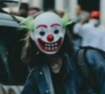 'Joker' Faces Federal Charges After Doing The Unthinkable To A Police Car