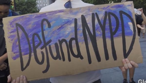 N.Y.C. Shootings Skyrocket In Defund Police Climate