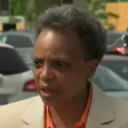 Police Union Responds To Chicago Mayor's Vaccine Ultimatum