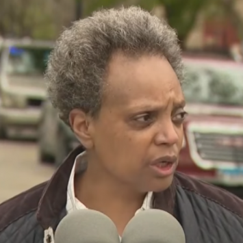 Watchdog Group Out For Blood, Takes AIM At Racist Chicago Mayor