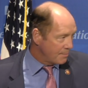 House Foreign Affairs Republican Claims Confict Between U.S. & China Is Imminent