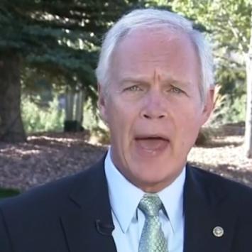 Sen. Ron Johnson: Biden Has Been Lying About...