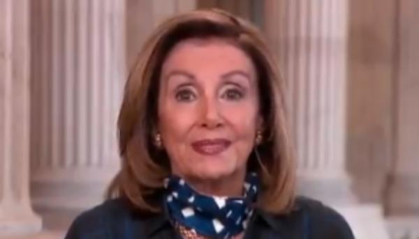 Pelosi Tells America She Is Not Above Dirty Pool