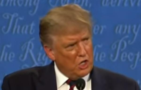 Trump's Still Doing A Better Job Than Biden: He Demands China Be Punished