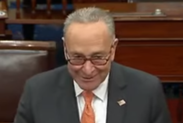 Schumer Claims He Has Powerful New Evidence Against Trump