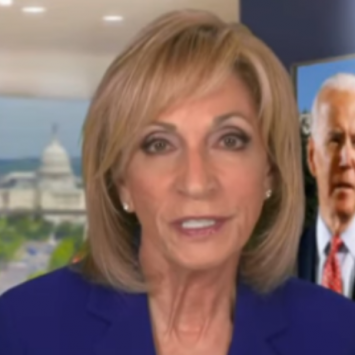 Libs Lash Out At MSNBC's Andrea Mitchell Over Biden Comment