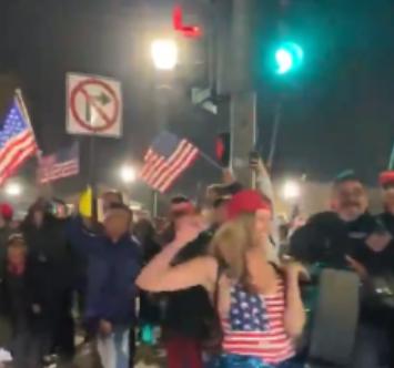Californians Protest Gov Newsom's Tyrannical Orders