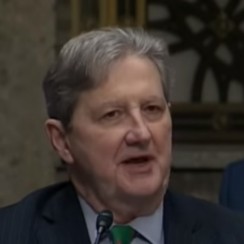 Sen. Kennedy Tells Americans The Truth The MSM Has Been Lying About