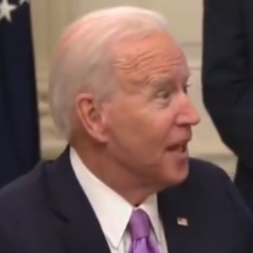 Biden Gets Snappy With Press Over Vaccine Question