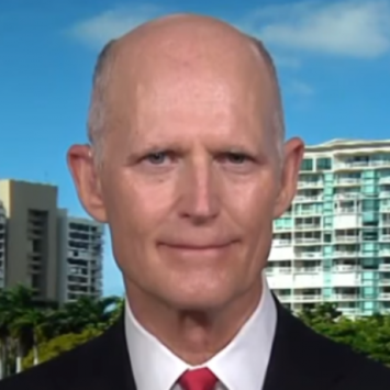 Sen Scott Calls Out Biden For Blue State Bias