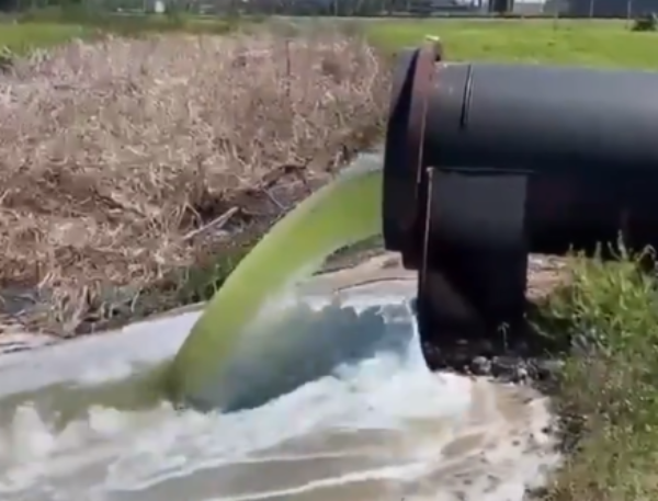 Florida Gov Calls For State Of Emergency Over Radioactive(?) Wastewater Leak
