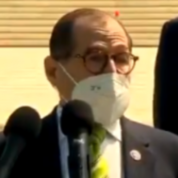Rep Nadler Makes The Most Ridiculous Claim Yet