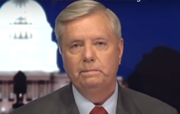 Sen Graham Expresses His Pure Disgust Over The Left's Claim About Biden