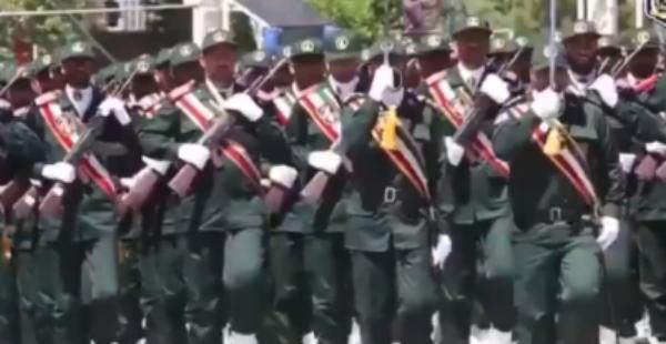 Iran Blows Up U.S. Capitol Building In New Propaganda Video