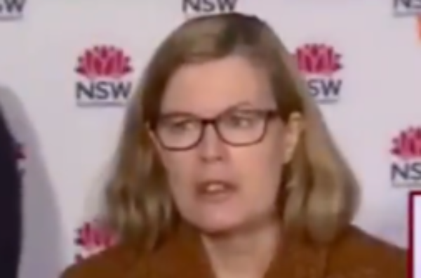 Australian Health Official Tells Public To Stop Being Human