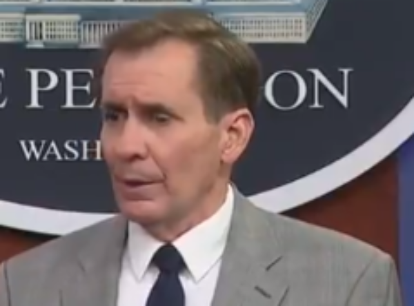 Pentagon's Kirby Makes A Shockingly Cold Statement About Stranded Americans
