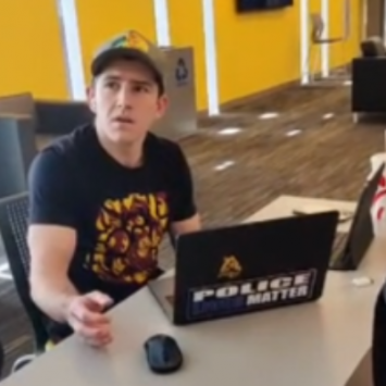 Viral Video: Two Students Discriminated Against For Being White