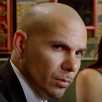 Rapper Pitbull Tells Off Hateful Libs: If You Don't Like America Then...